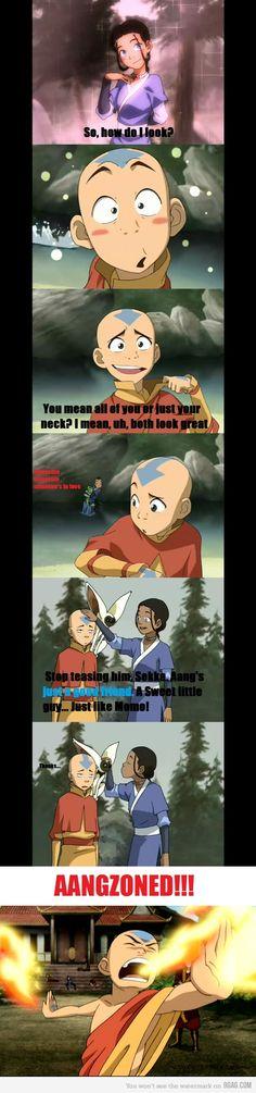 Friendzone lvl: Avatar