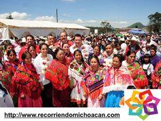 """MICHOACÁN MÁGICO. En Morelia, al sur de la Loma de Santa María de Guido, hubo asentamientos de los Matlatzincas o también llamados por los Purépechas """"Los del Medio"""", por pelear contra los Tecos. Este territorio les fue dado como recompensa por defender con valor las tierras. Le invitamos a visitar este histórico lugar en el hermoso estado de Michoacán HOTEL DELFÍN PLAYA AZUL http://www.hoteldelfinplayaazul.com/portal/"""