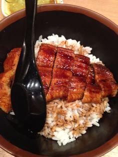 Unajyu at Sushi Zanmai