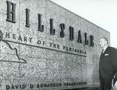 Mr. B -- Founder | Hillsdale Shopping Center | San Mateo, California