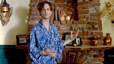 My Stuff: Matthew Gray Gubler | Vanity Fair | The video explains it all. And it's all good. Beyond geeky into a new Gubeland quirkiness. This is the guy you get. Who else would you want?
