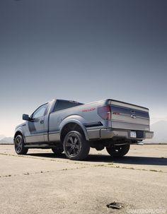 new 2014 F-150 tremor fun sport truck - #Ford