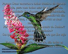 Orações Em Correntes: Romanos 11:32-36