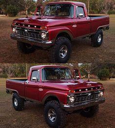 Big Ford Trucks, 1979 Ford Truck, Ford Ranger Truck, Jeep Pickup Truck, Classic Pickup Trucks, Gm Trucks, Lifted Trucks, Cool Trucks, Ford 4x4