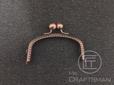1pcs 10.5cm sewing metal kiss lock purse bag by MrCraftsmanHK, $29.00