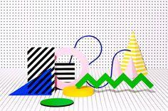 Memphis-Inspired Set Design