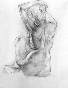 Learn the Anatomy of drawing the Human figure