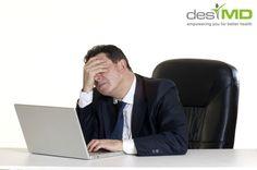 Work Stress Equally Damaging as Secondhand Smoke: Study