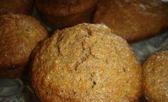 Λαχταριστά, πεντανόστιμα κεκάκια για να ξεκινήσει όμορφα η μέρα μας!!!   Για 12 muffins   2 κούπες φαρίνα ολικής αλέσεως (ή απλή φαρίνα)  ...