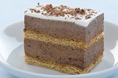 Capuccino Dessert - use GF graham crackers and it's safe!