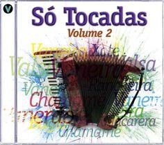 CD - Só Tocadas - Volume 2