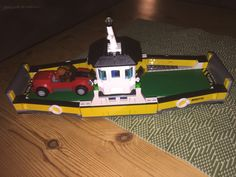 Lego ferry Lego City, Toys, Activity Toys, Clearance Toys, Gaming, Games, Toy, Beanie Boos