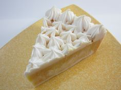 Lemon Soap Cake