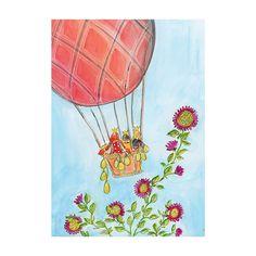Ballongfärd