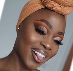 New make up Maquillage On Fleek, Maquillage Black, Maquillage Yeux Cut Crease, Makeup Goals, Makeup Tips, Beauty Makeup, Eye Makeup, Hair Makeup, Hair Beauty