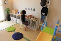 ・キッズコーナー模様替え&おもちゃ収納。 : Life Co.