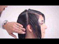 HAIR TUTORIAL: Haircutting Tricks - how to hold your scissors - scissor tricks from Matt Beck - YouTube