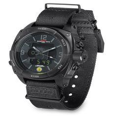 The Radiation Detecting Watch - Hammacher Schlemmer