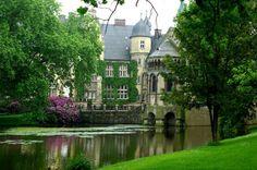 Schloss Darfeld / Münsterland Deutschland
