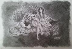 Tiger's curse Kelsey and Ren by justkates.deviantart.com on @DeviantArt