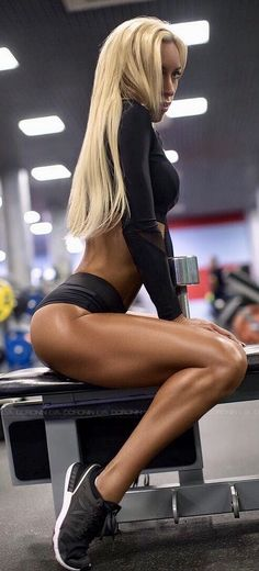 Great looking fit toned amazing legs
