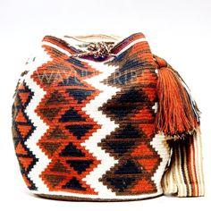 15%  Wayuu Mochila Bag - Woven One Thread. Quick Ship Anywhere, and International!  $157.25 #wayuubags www.wayuutribe.com