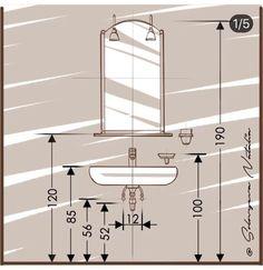 Bathroom Layout Plans, Small Bathroom Layout, Bathroom Floor Plans, Modern Bathroom, Washroom Design, Toilet Design, Bathroom Design Luxury, Home Room Design, Home Interior Design