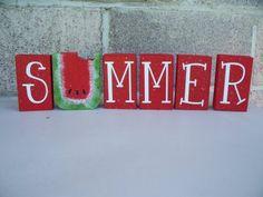 Summer Blocks