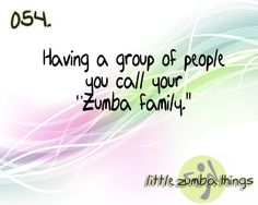 Two years  counting! Yes it can hurt-a lot, but if you can hang in, you will see the difference! I love my Zumba people!