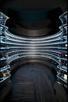 How's this for a home wine cellar?
