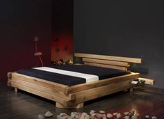 Hasena, Bett Soft-Line Noble 14 Bilbao Orva Suny, cm, HasenaHasena Raw Wood Furniture, Modern Bedroom Furniture, Pallet Furniture, Furniture Design, Cool Bed Frames, Wooden Bed Frames, Diy Bed Frame, Indian Bedroom Design, Bedroom Bed Design