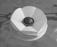 TerraSkin white soufflé flower   Flickr - Photo Sharing!