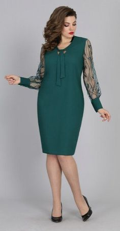 Women& dress in emerald green color Elegant women& dress. Elegant dress for the celebration. A stylish image of women for . Latest African Fashion Dresses, Women's Fashion Dresses, Dress Outfits, Casual Dresses, Short Dresses, Plus Size Dresses, Plus Size Outfits, Mothers Dresses, Classy Dress