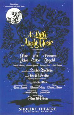 A Little Night Music - Broadway