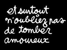 mot amour