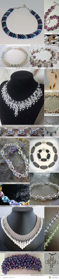 Chain Maille chains