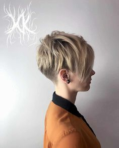 60 Most Popular and Impressive Women Short Hairstyles Ideas 2019 - ., - 60 Most Popular and Impressive Women Short Hairstyles Ideas 2019 – …, - Short Hairstyles For Thick Hair, Cute Short Haircuts, Short Hair With Bangs, Short Hair Cuts, Short Hair Styles, Curly Bangs, Curly Short, Thin Hair, Natural Hairstyles