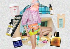 www.thelightsideparis.com : our favourite niche beauty products in Paris are at Glowing Cafe