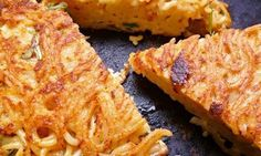 Frittata cu paste - www.Foodstory.ro