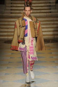Lcf Ma Menswear Autumn/Winter 2016 Menswear Collection | British Vogue