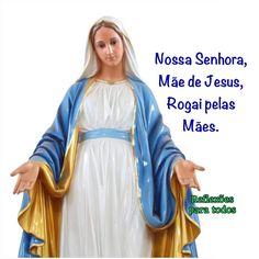 Parabéns a todas as Mães! Acesse a oração e história de Nossa Senhora de Fátima no nosso blog.
