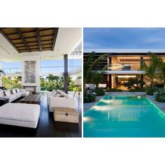 Ravishing vacation rentals Yahoo! Travel found on Polyvore