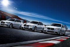 Alineación de BMW M Performance