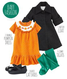 2cfb0d3e354 Fashion for Kids  Halloween Baby Girl - Pret a Pregnant