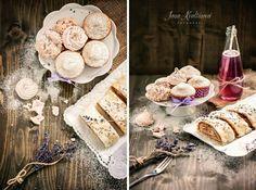 lavender cakes food