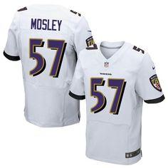 Men Baltimore Ravens #57 Elite Jersey #RavensLogo #EliteJersey #RavensFans #Jersey #Cool #Jerseys