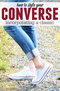 How to Style Converse
