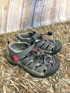 7cf91a25f927 Keen Waterproof Sandals Kids Shoes Size 12  fashion  clothing  shoes   accessories
