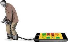 「cell phone addiction」