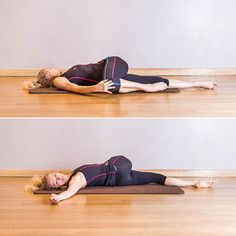 Pilates: Wirbelsäulendehnung – Diet Tips For Beginners Pilates Training, Pilates Workout, Pilates Barre, Yoga Fitness, Health Fitness, Routine, Relaxing Yoga, Relaxation, Vinyasa Yoga